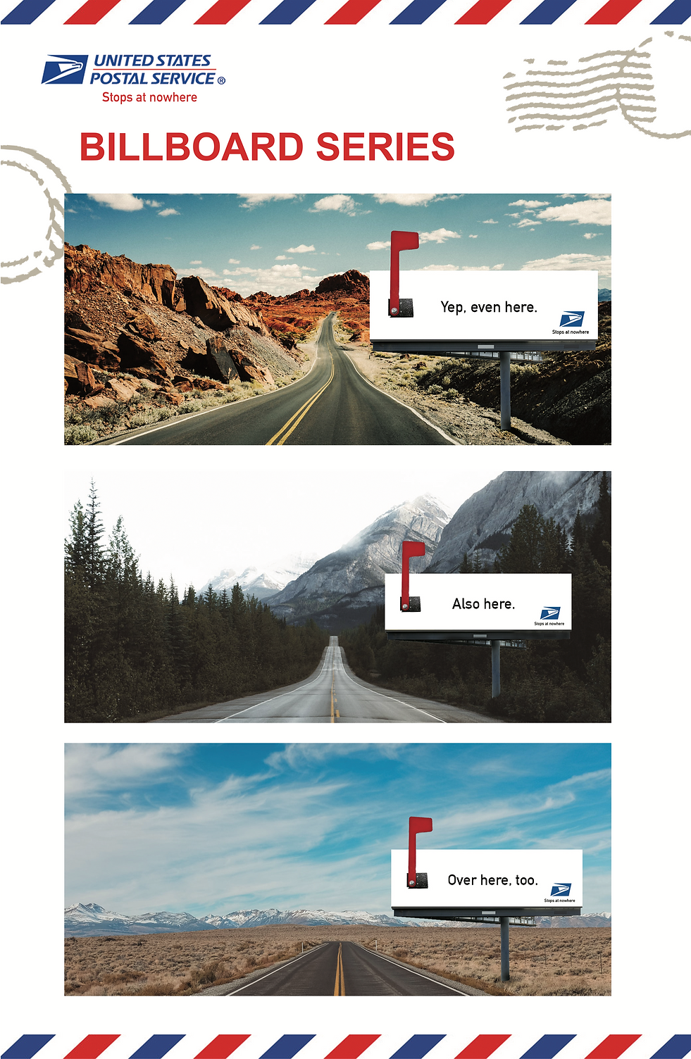 USPS Billboard Series