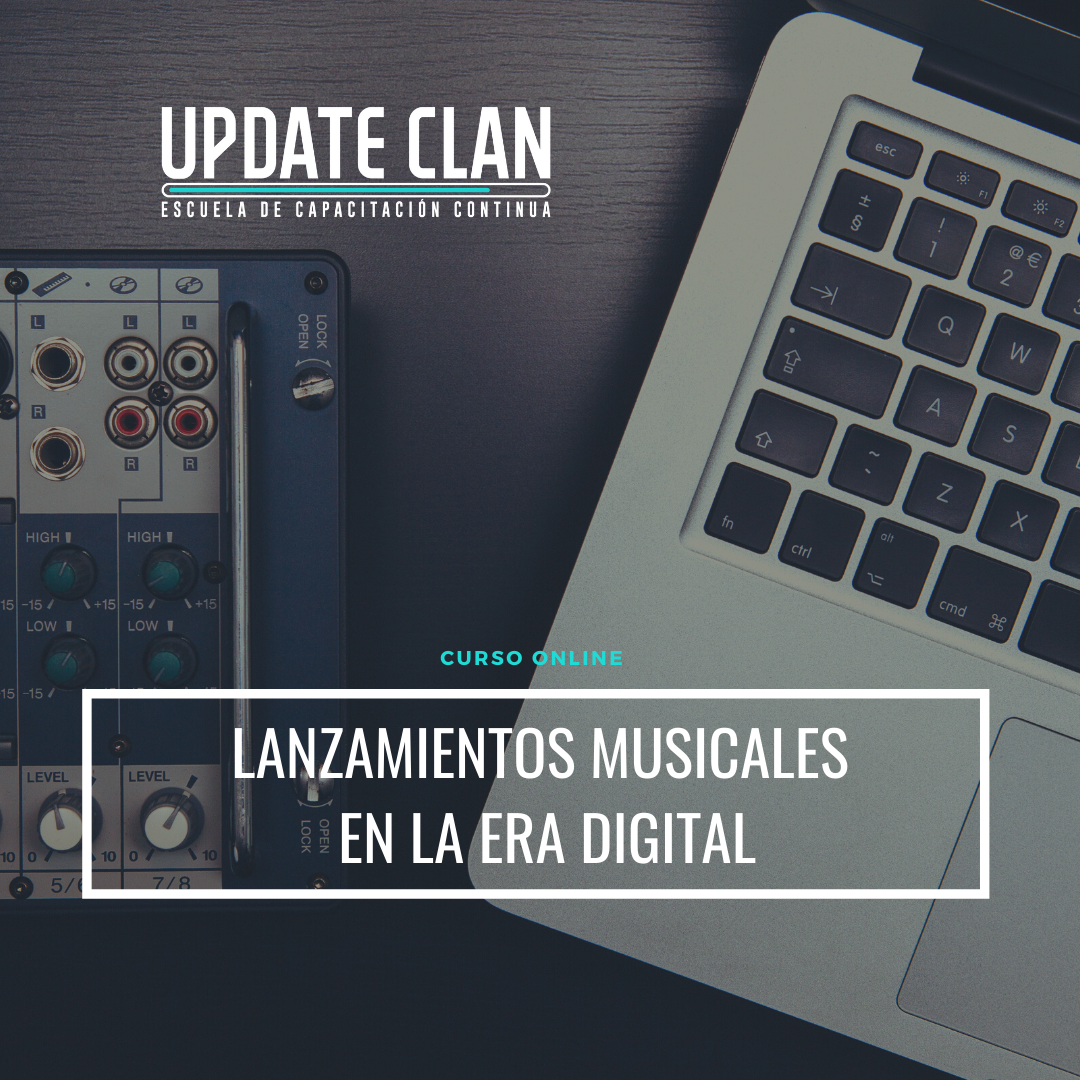 Lanzamientos Musicales en la Era Digital