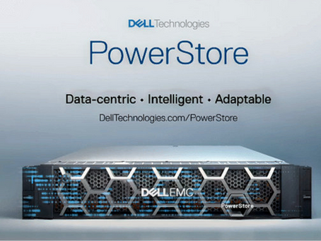 Versatile Performance with the all new Dell PowerStore