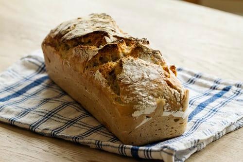 לחם לבן של אמי