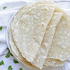 3 Mexican Tortillas
