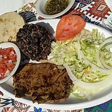 Salvadoran Grilled Steak