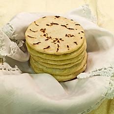 2 Salvadoran Tortillas