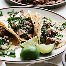 Steak Tacos Qty (1)