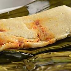Salvadoran Tamal Plate