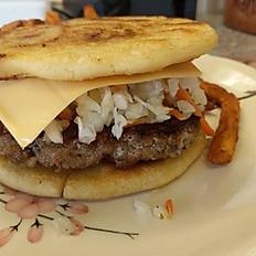 The Salvi Burger (TM)