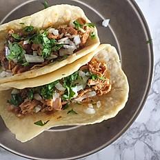 Chicken Tacos Qty (1)