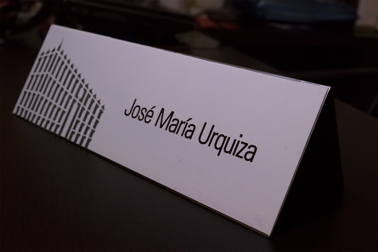 Placa personalizada