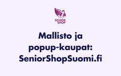 Mallisto ja popup-kaupat - SeniorShopSuomi