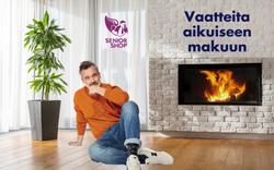 Vaatteita aikuiseen makuun - SeniorShopSuomi.fi