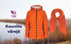 Kauniita värejä - SeniorShopSuomi.fi