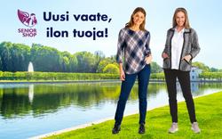 Uusi vaate, ilon tuoja! - SeniorShopSuomi.fi
