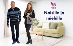 Naisille ja miehille - SeniorShopSuomi.fi