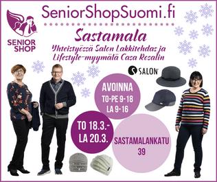 SENIOR SHOP SASTAMALASSA