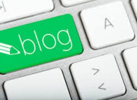 Mit aller første blogindlæg
