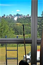 Edmonton window cleaning services