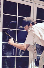 Rural Alberta window cleaning services