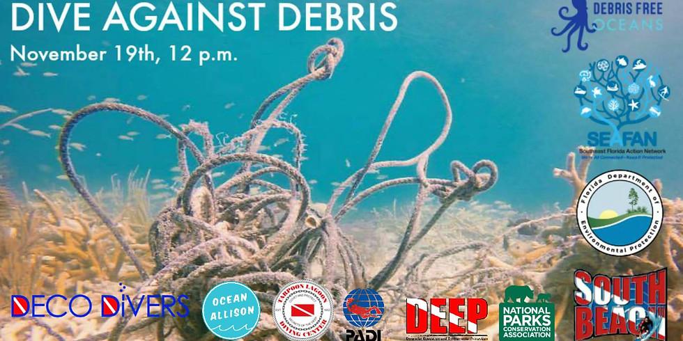 Miami Beach Dive Against Debris