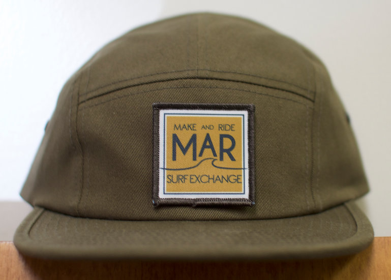 5-Panel Hat - Patched