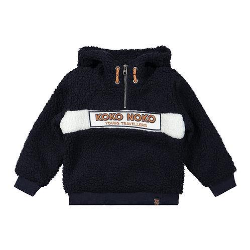 Koko Noko Hoodie Zipper
