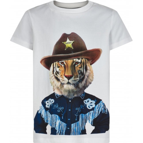 The New T-Shirt Tiger