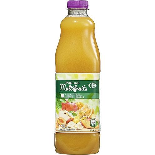 Jus multifruits 1.5L