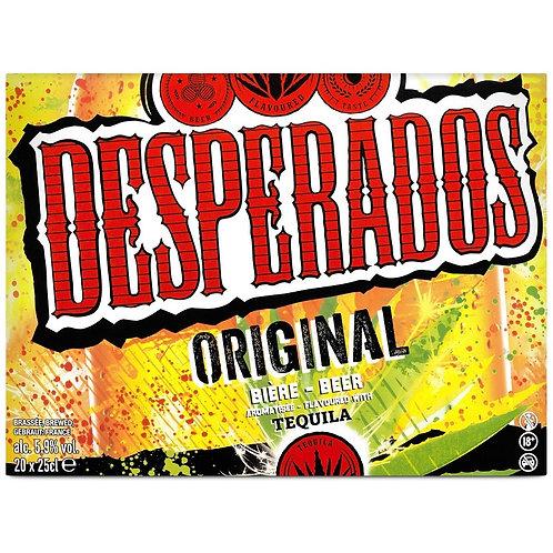 Desperados 20x25cl