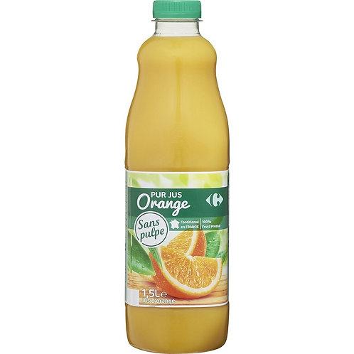 Jus d'orange 1.5L