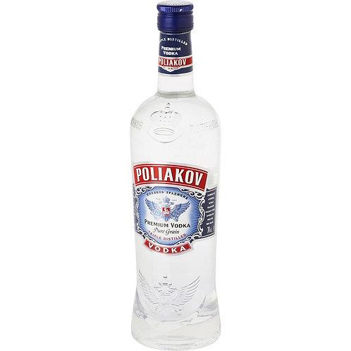 Vodka Poliakov 70 cl
