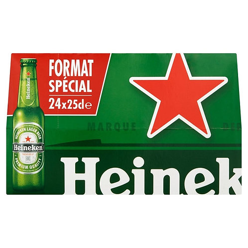 Heineken 24x25cl