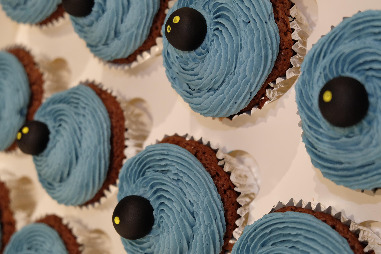 Squash Cupcakes