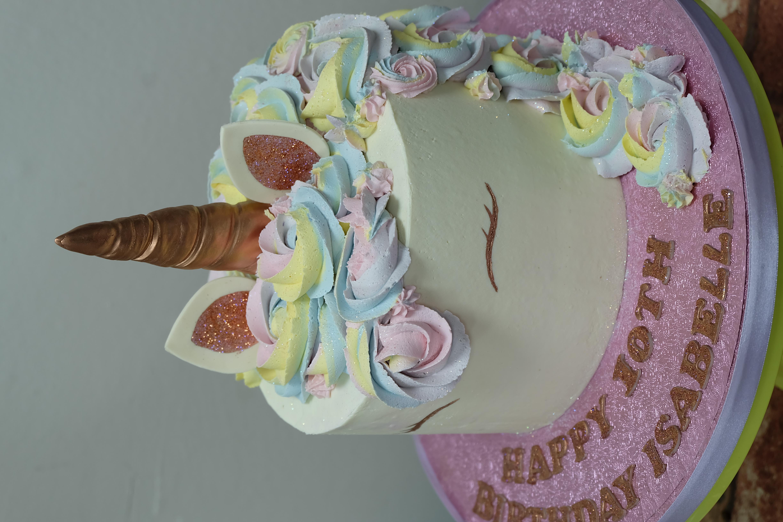 Unicorn Cake 3
