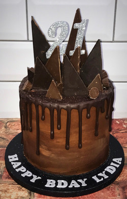 Chocolate Shard Drip Cake_edited