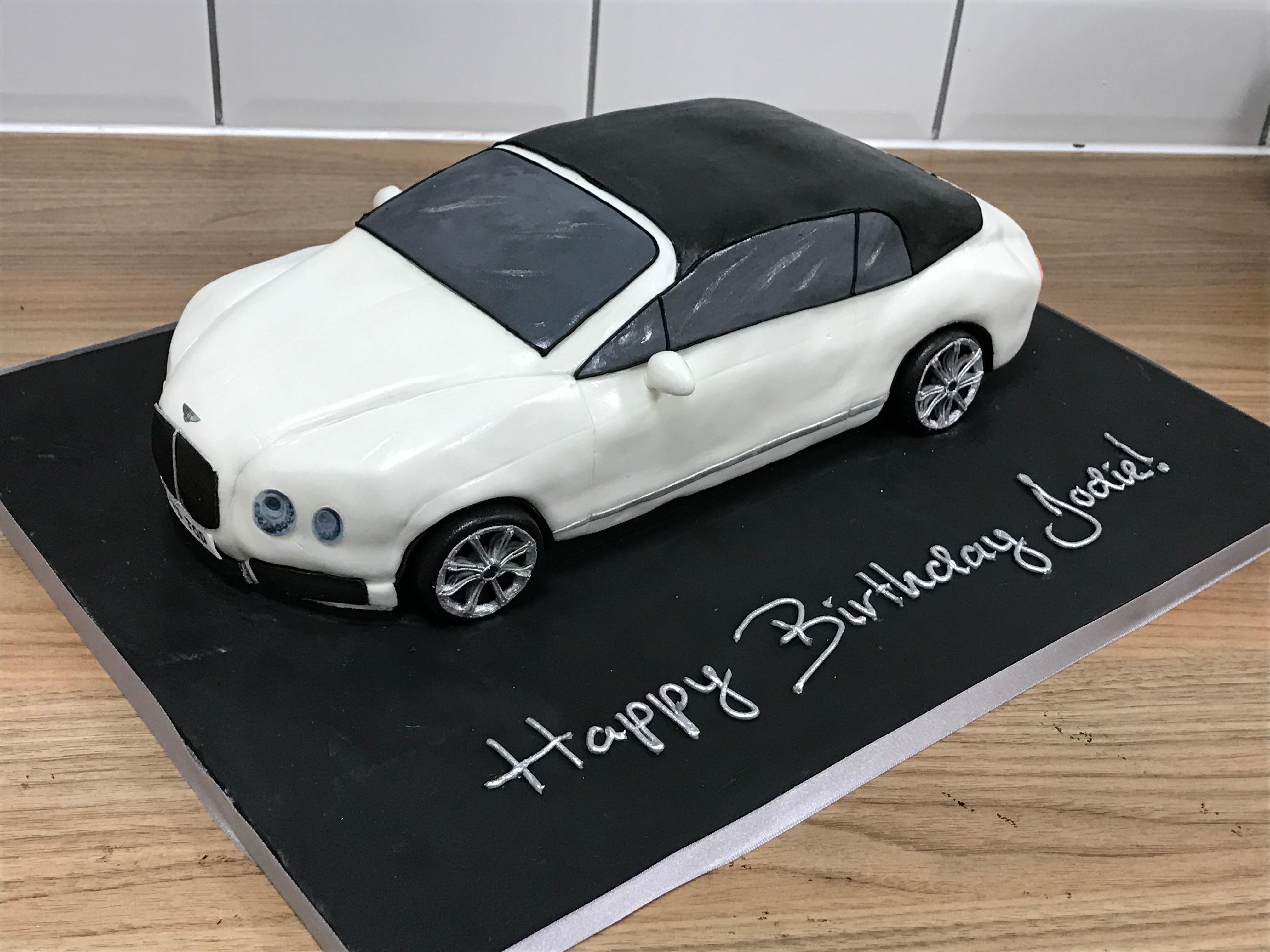 Bentley Cake 3