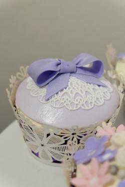 Pretty Lace Cupcakes 2