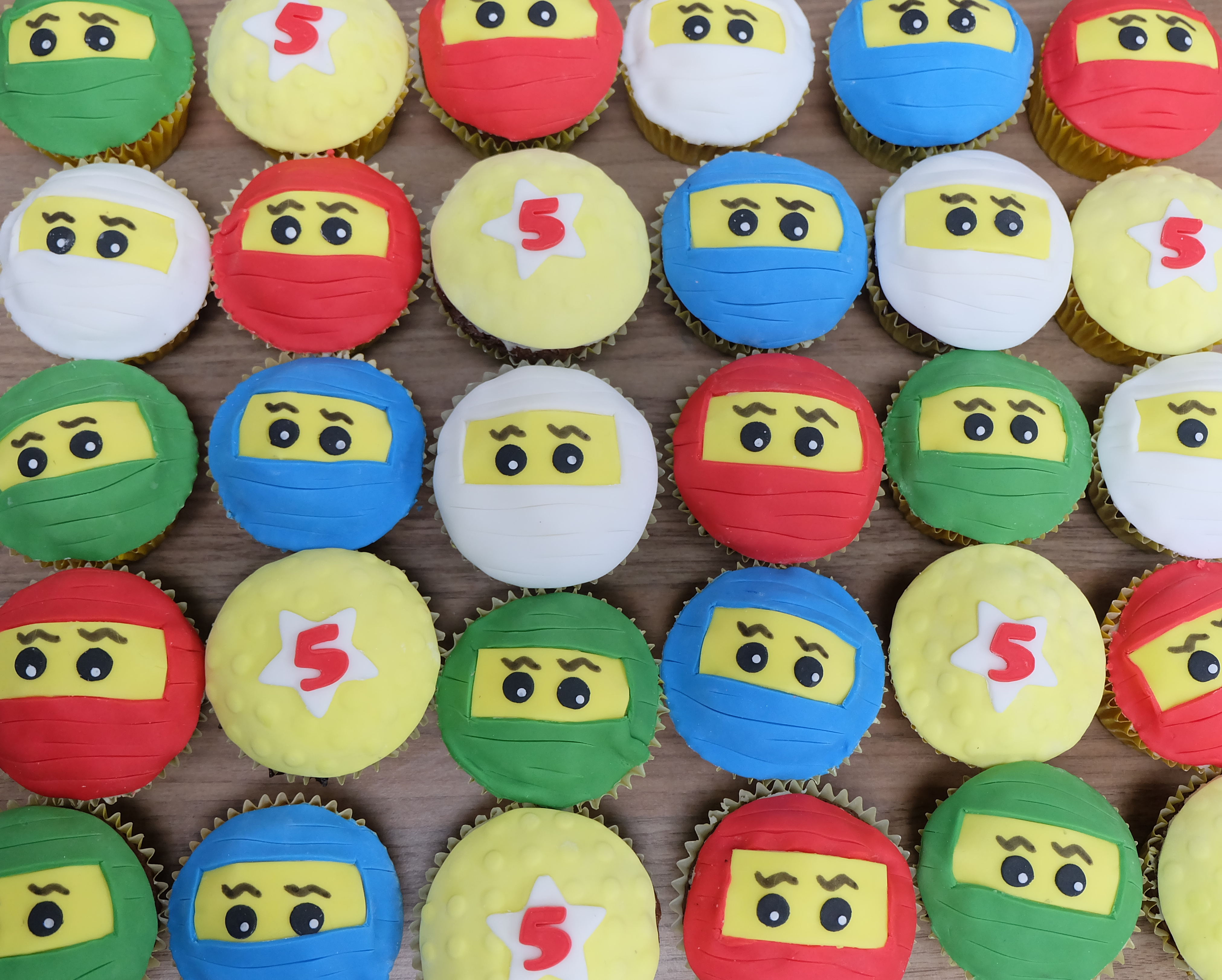 Ningago Cupcakes