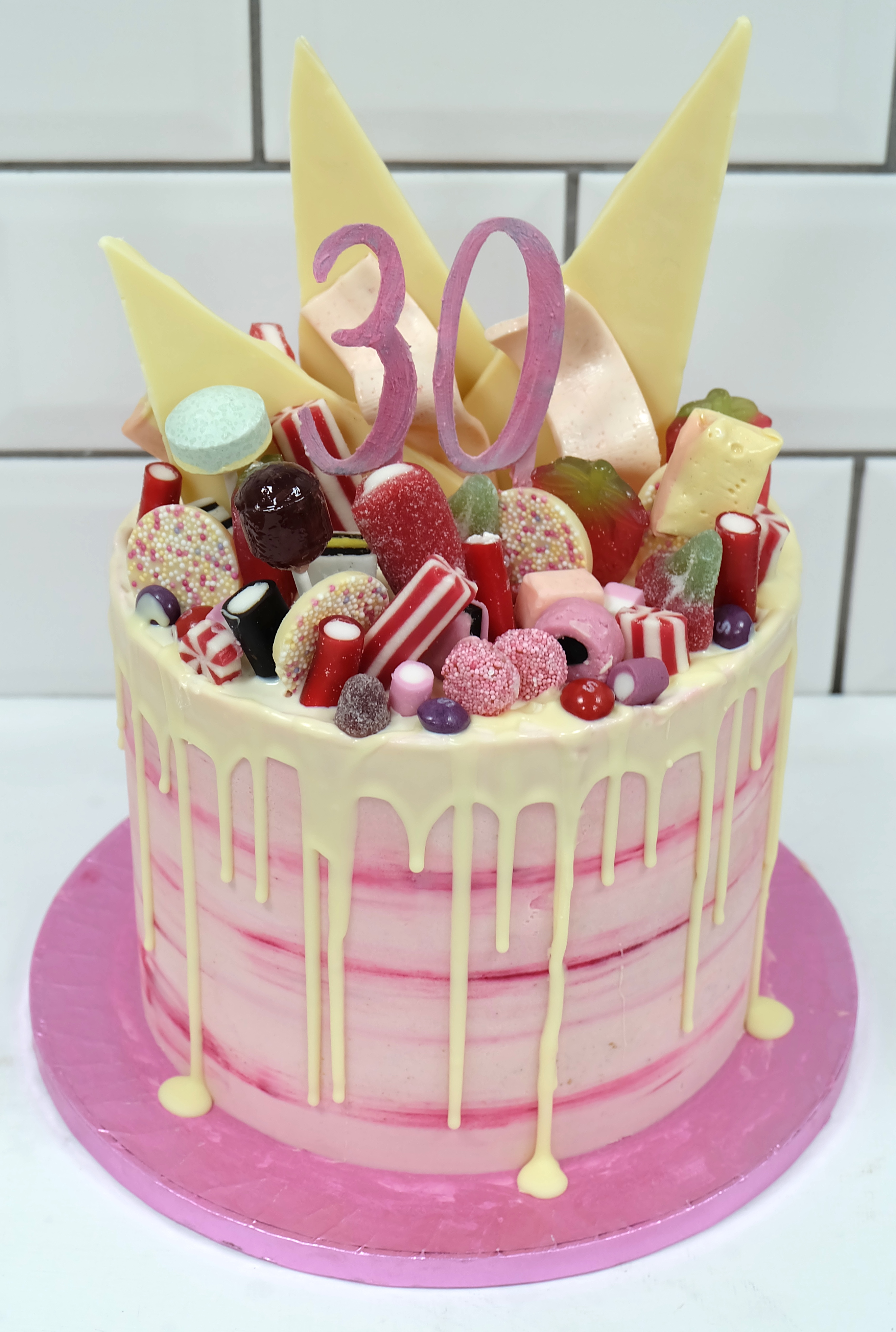 Pick and Mix Drip Cake 2