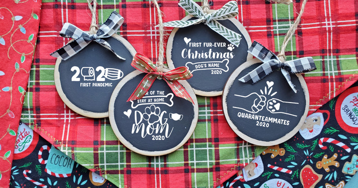 Piper and Co Holiday Ornaments