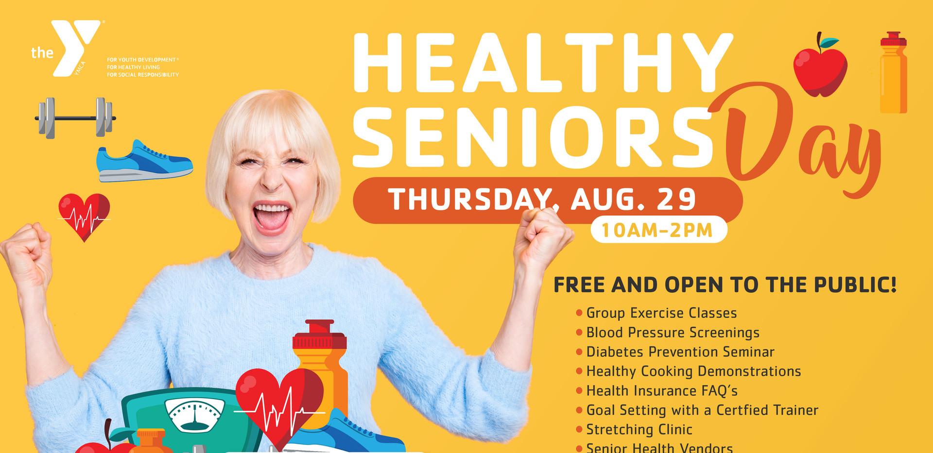 Healthy Seniors Day