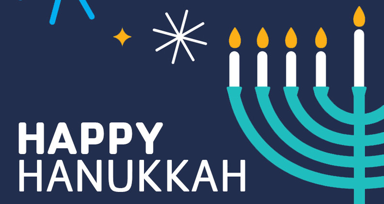 Happy Hanukkah 2019