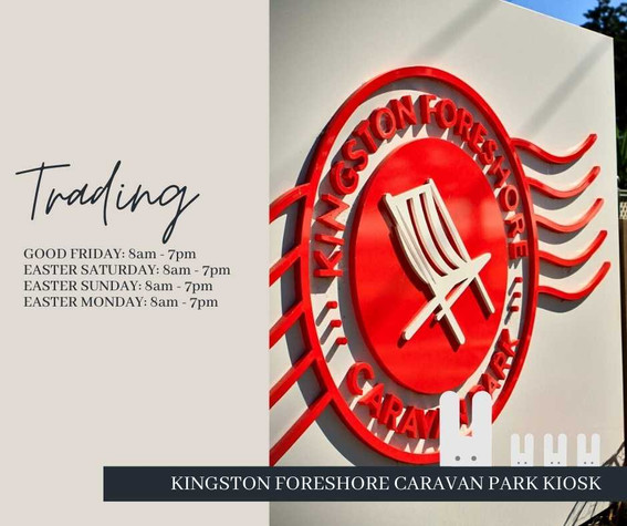 Kingston Foreshore Caravan Park