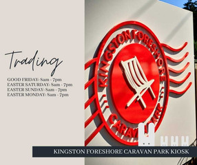 Kingston Foreshore Caravan Park