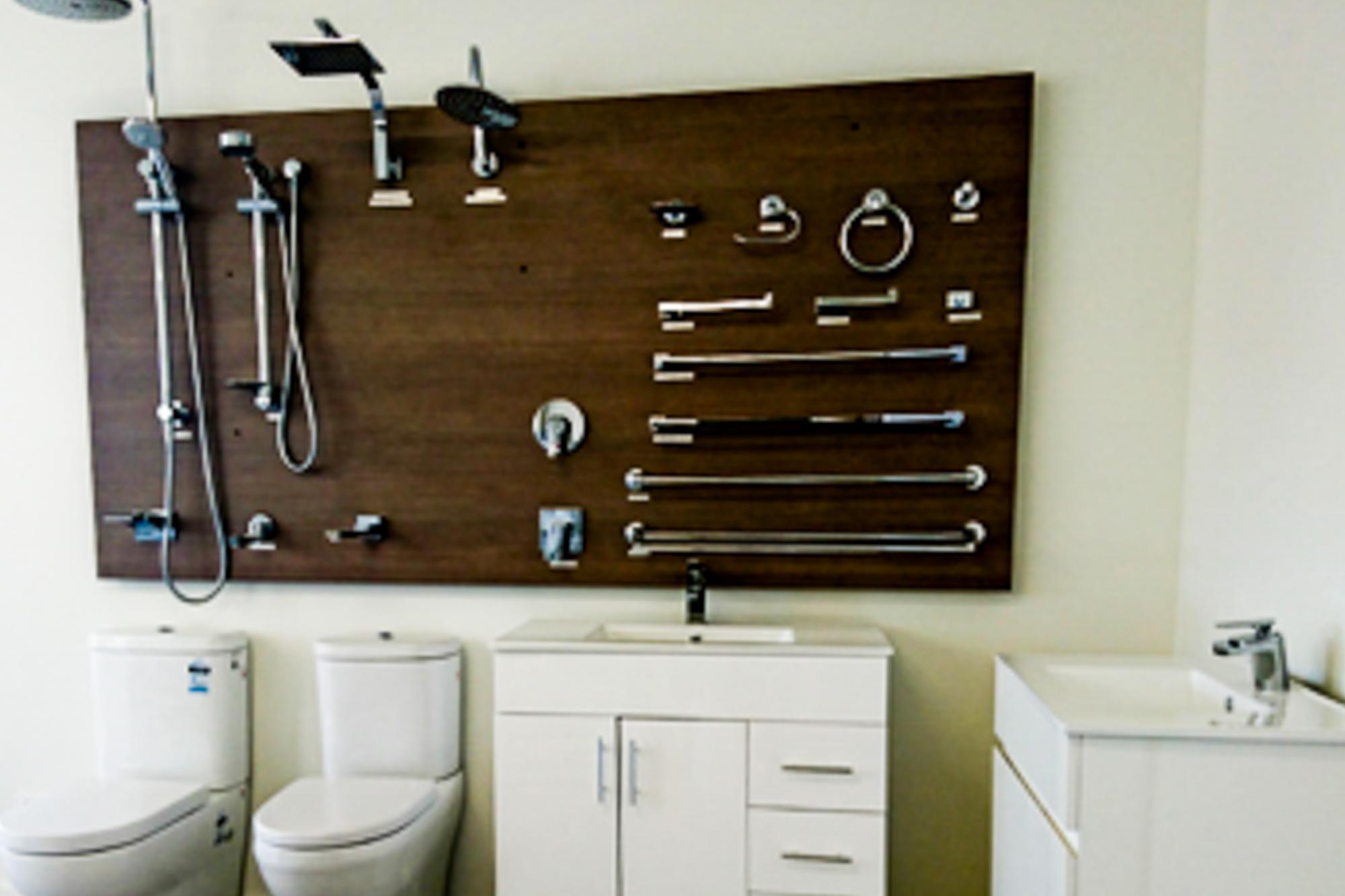 Bathroom Accessories & Vanities