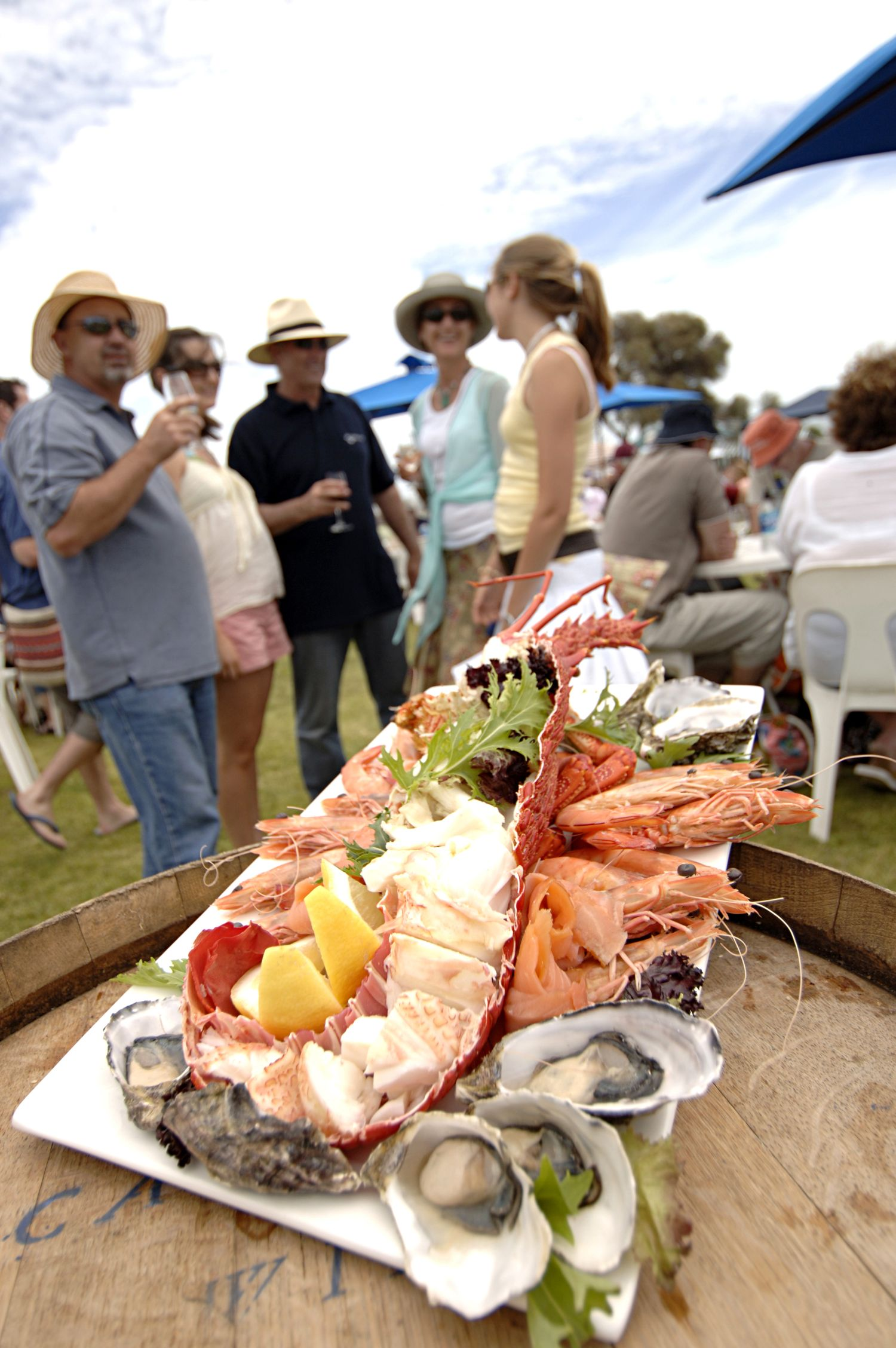 Cape Jaffa Seafood Wine Fest 1