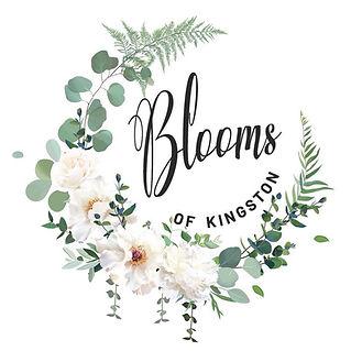 Blooms of Kingston Logo