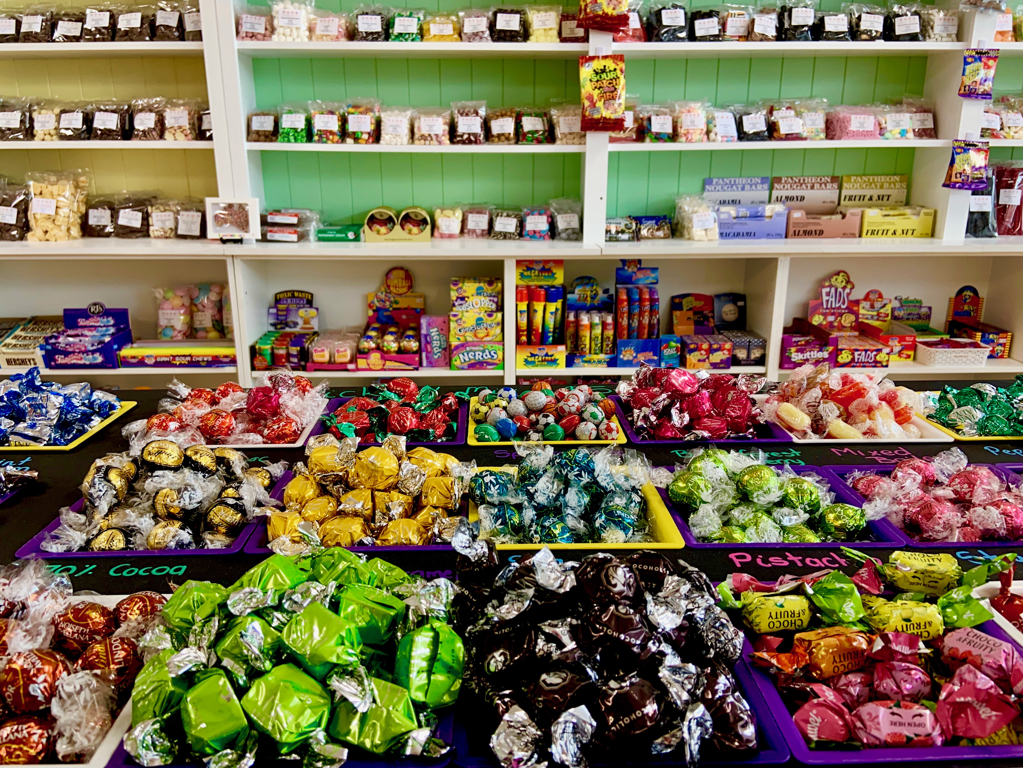 The Candy Store Pick n Mix