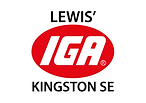 Lewis' IGA Kingston SE Logo-01.png