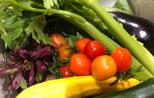 Get fresh local vegetables in your restaurant or cafe