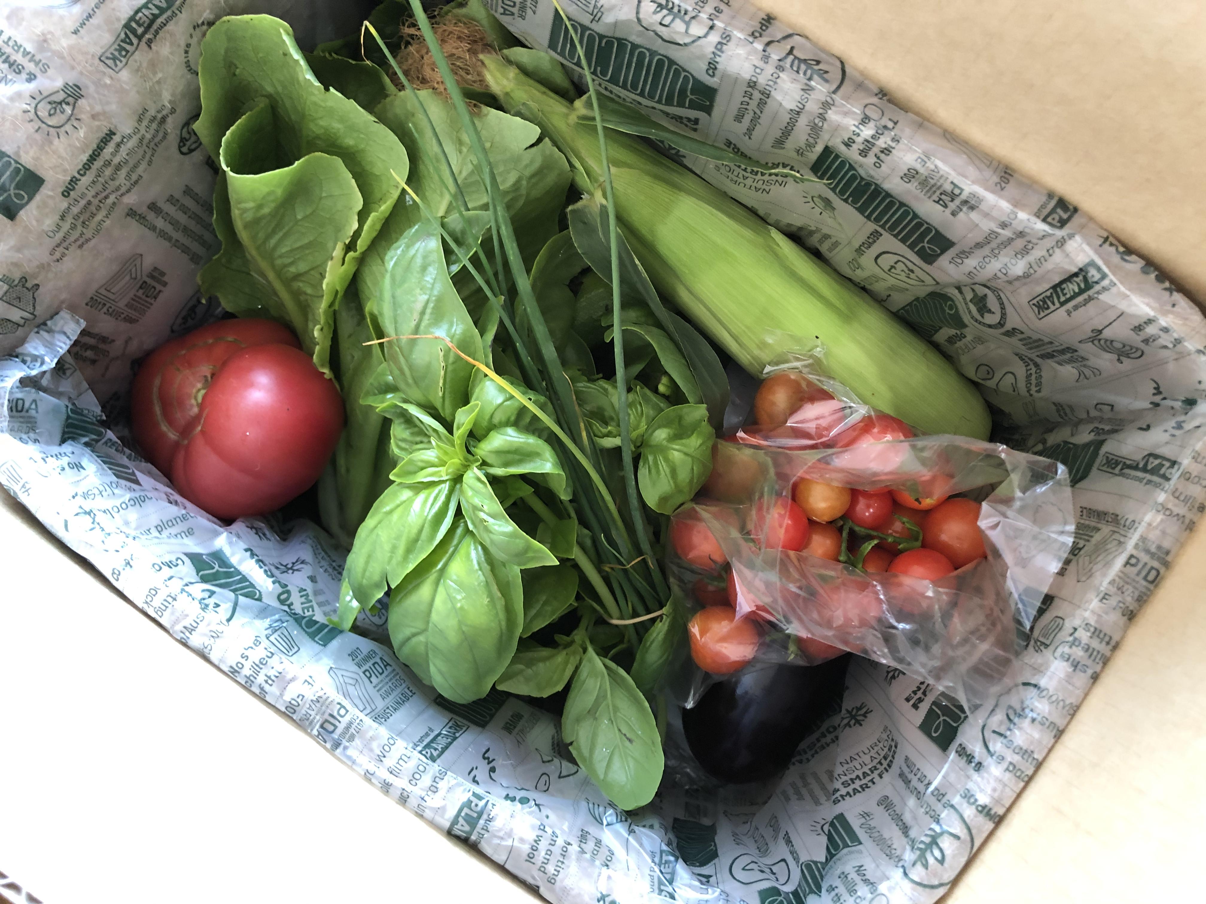 Black Island Produce Farmers Choice Boxe