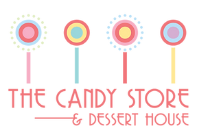 The Candy Store & Dessert House Logo_Col